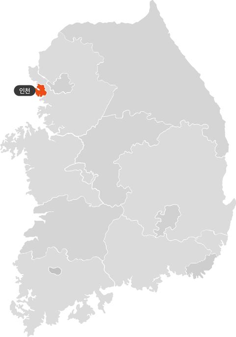 인천지사 지도